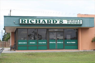Richards Whole Food Stores