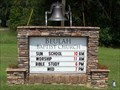 Image for Beulah Baptist Church Bell - Sterrett, AL