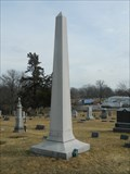 Image for Allen Obelisk - Laclede Cemetery - Laclede, Mo.
