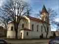 Image for Kostel svatého Jana Nepomuckého - Podolí, okres Brno-venkov, CZ