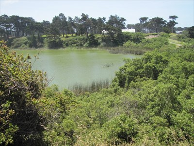 Lake Merced, South End, San Francisco, CA