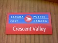 Image for Canada Post - V0G 1H0  - Crescent Valley, British Columbia