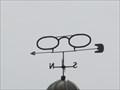 Image for Eye Glasses Weathervane - Marysville, OH