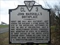 Image for John Marshall's Birthplace