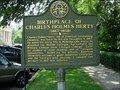 Image for Birthplace of Charles Holmes Herty (1867-1938)-GHM 005-10-Baldwin Co