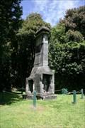 Image for 3-sided Chimney — Jackson Bay, New Zealand