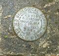 Image for USGS Benchmark 33ESTT - 1955