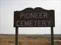 Image for Pioneer Cemetery, Hayti, South Dakota