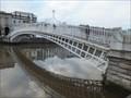 Image for The Ha'penny Bridge - Dublin, Ireland