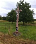 Image for Christian Cross at Rue d'Oberwil - Neuwiller, Alsace, France