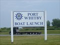 Image for Port Whitby Boat Launch