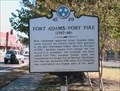 Image for Fort Adams/Fort Pike (1797-1798) - 4E 29 - Memphis TN