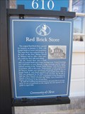 Image for Red Brick Store - Nauvoo, Illinois