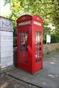 Image for Red Telephone Box - Old Road, London, UK
