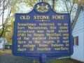 Image for OLD STONE FORT