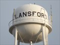 Image for Water Tower - Lansford ND