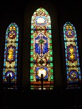 Image for Trinity Parish Stained Glass Windows - Brooklyn, CT