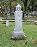 Image for John Morriss -- Glenwood Cemetery, Houston TX