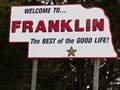 Image for Welcome to Franklin
