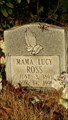 Image for 103 - Mama Lucy Ross - Murfreesboro TN