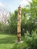 Image for The Totem Pole, Bondorf, Germany, BW