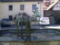Image for Fairy-Tale-Fountain Town Musicians of Bremen, Erfurt, TH