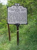 Image for Appalachian Trail and Bear's Den