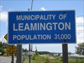 Image for Minicipality Of Leamington - Ontario, Canada