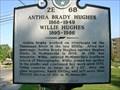 Image for ANTHIA BRADY HUGHES / WILLIE HUGHES ~ 2E 68