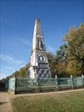 Image for Obelisk, Rheinsberg, Germany.