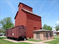 Image for Route 66 - J.H. Hawes Grain Elevator Museum - Atlanta, Illinois, USA.
