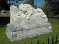 Image for Lion of Lucerne - Oakland Cemetery - Atlanta, GA
