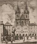 Image for Tyn Church by Tavík František Šimon - Praha, Czech republic