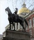 Image for Major General Joseph Hooker - Boston, Massachusetts, USA.