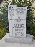 Image for Caroline Legion Monument - Caroline, Alberta