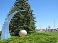 Image for Wind Gauge - Lethbridge Visitor Centre - Lethbridge, Alberta