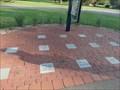 Image for Stewart Park bricks - Ithaca, NY