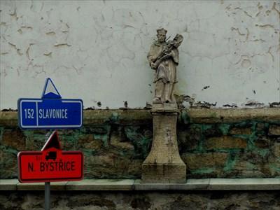 Svaty Jan Nepomucky - Stare Mesto pod Landstejnem