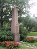 Image for Obelisk - Porvoo, Finland