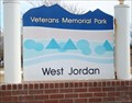 Image for Veterans Memorial Park  -  West Jordan, UT