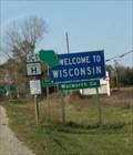 Image for Illinois/Wisconsin Border near Genoa City, WI