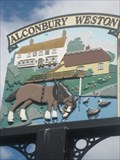 Image for Alconbury Weston Village sign -  Cambridgeshire