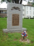 Image for Vietnam War Memorial, Hamblen County Courthouse, Morristown, TN, USA