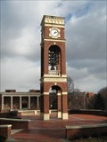 Image for Campus Clock at ETSU Alumni Plaza - Johnson City, TN