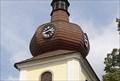 Image for Hodiny na kostele sv. Mikuláše - Castrov, okres Pelhrimov, CZ