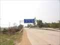 Image for Phitsanulok/Phichit Provinces on Highway 117, Thailand.