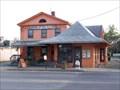 Image for Arcade and Attica Railroad Depot (Arcade, NY)