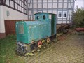 Image for Diema diesel locomotive No. 1455, Frielendorf, DE