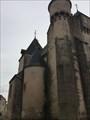 Image for Repère géodésique de l'église de Lourdoueix