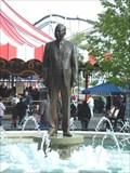 Image for Milton S. Hershey Statue & Fountain - Hersheypark - Hershey, PA